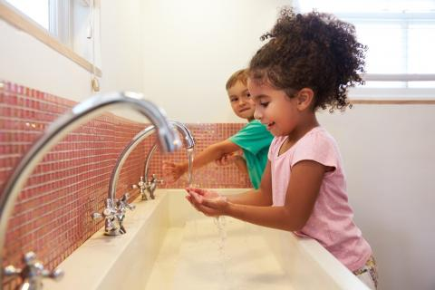 Here are 5 topics to teach kids about good health and hygiene.