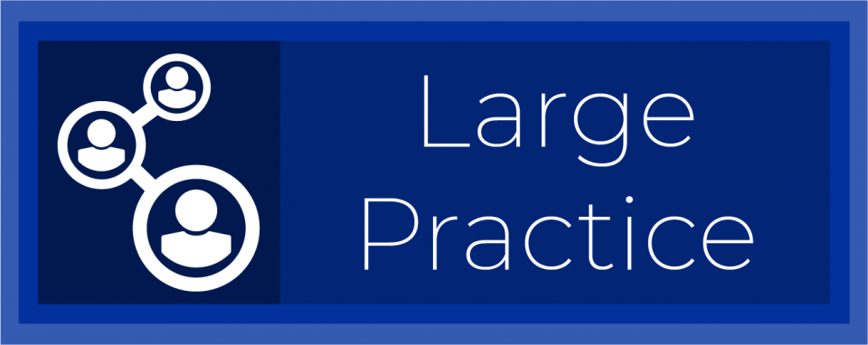 Large practice bulk pricing