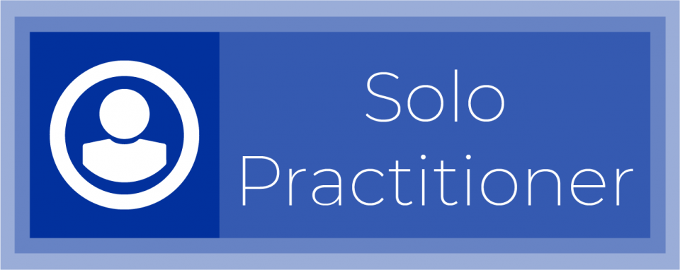 Solo practitioner bulk pricing